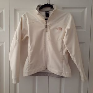 The North Face Jacket Women's Small Cream